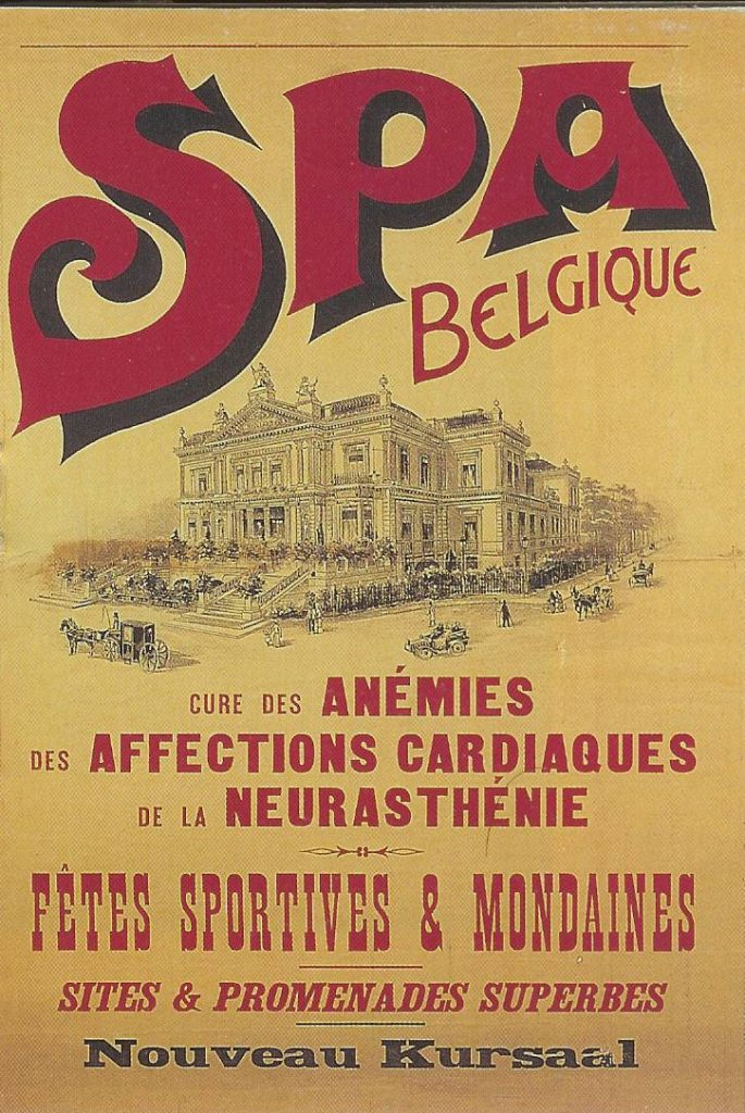 Spa Belgique
